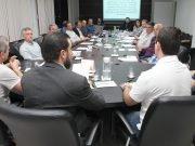 OAB Brusque participa de reunião da ACIBr sobre zonas eleitorais de Brusque