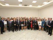 OAB Subseção de Brusque participa do XC Colégio de Presidentes