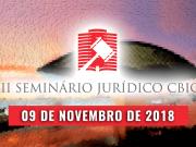 III Seminário Jurídico CBIC