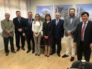 OAB Brusque participa de inauguração do CEJUSC-JT