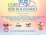 OAB Brusque realiza campanha de inverno 'Curta ser Solidário'
