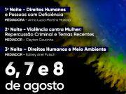 Comissão de Direitos Humanos da OAB Brusque e APROCORB realizam 2º Simpósio de Direitos Humanos e Cidadania