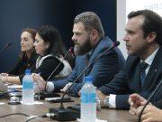 Reivindicações marcam a visita do Presidente da OAB/SC