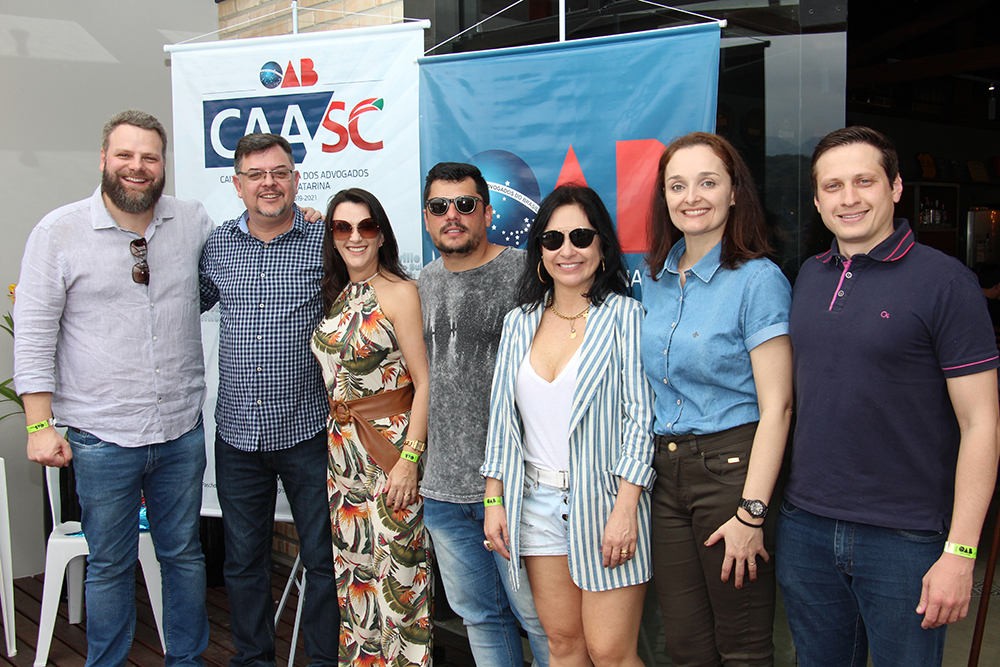OAB de Brusque celebra 41 anos de fundação