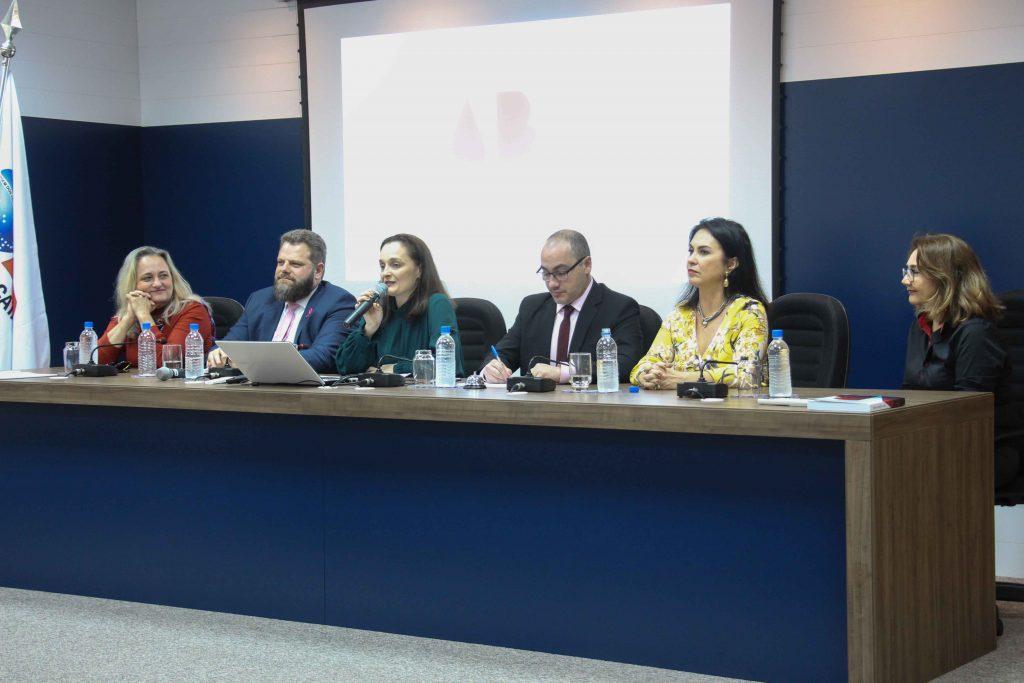 Dra. Jordana Cristina Staack Ristow assume a presidência da OAB de Brusque