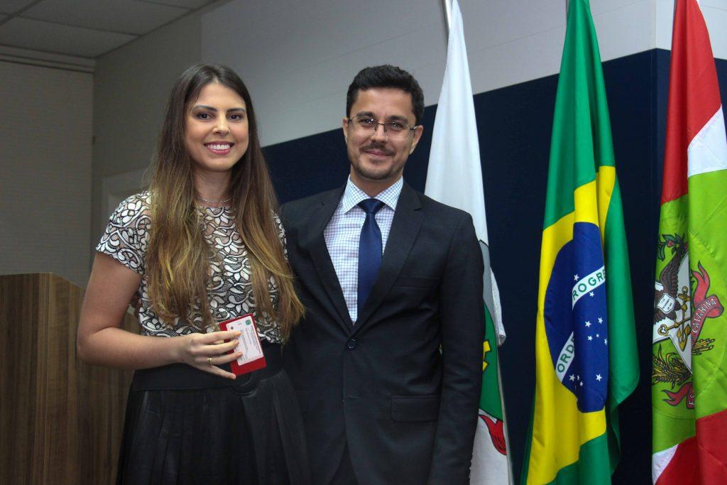 OAB de Brusque cria 'Medalha Marcus Antônio Luiz da Silva'