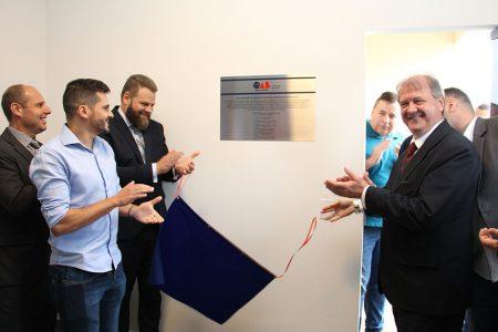 OAB de Brusque inaugura sala na UPA