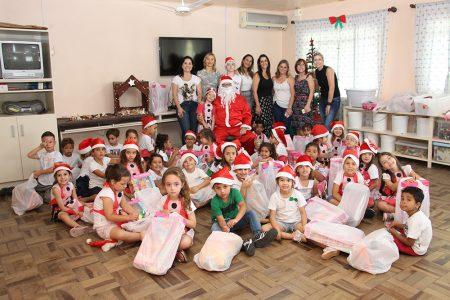 Campanha de Natal Solidário da OAB de Brusque celebra dez anos de ação à comunidade