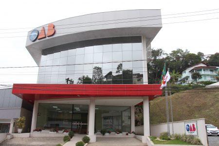 OAB de Brusque sugere a implementação de medidas econômicas e tributárias em Brusque, Botuverá e Guabiruba
