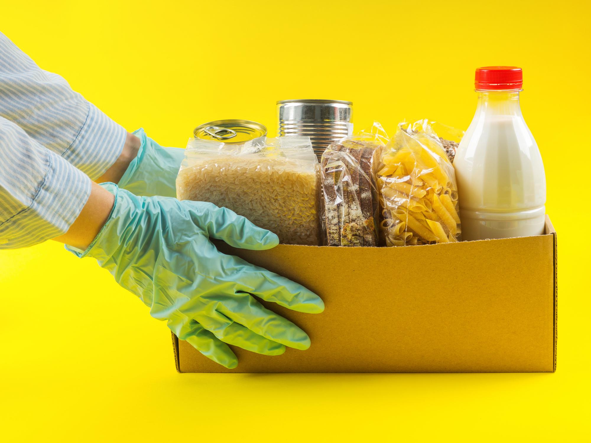OAB de Brusque realiza campanha de arrecadação de alimentos