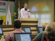 Conselho das Entidades se faz presente na primeira sessão do Legislativo brusquense