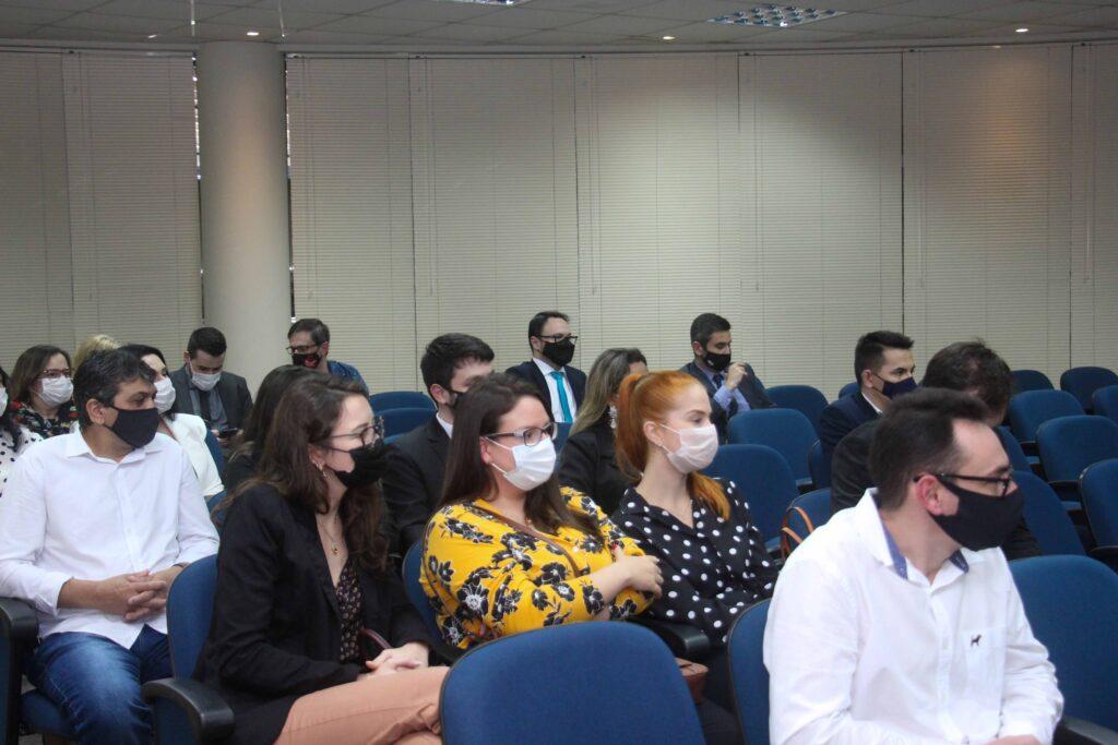 OAB de Brusque realiza assembleia e avalia série de ações e eventos no mês da Advocacia e do aniversário da Subseção