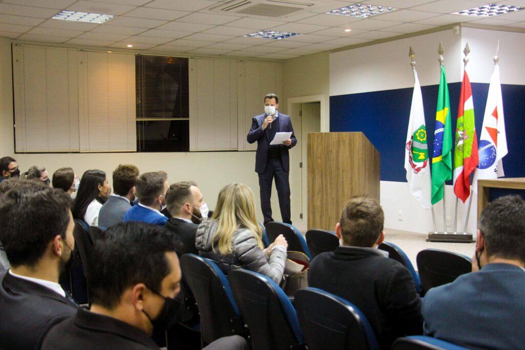 OAB de Brusque retoma assembleias e aprova projetos e ações para maior acessibilidade dos advogados à Subseção
