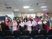 Outubro Rosa da OAB de Brusque leva saúde e informação às mulheres